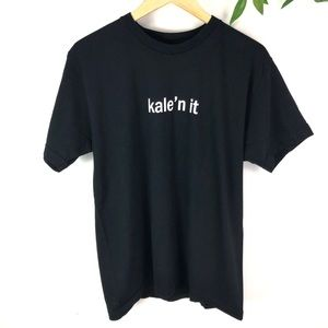 American Apparel Sustainable Kale'n It T-Shirt